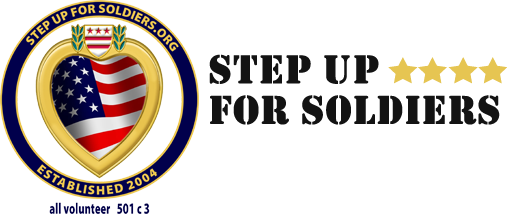 Step Up For Soldiers Logo