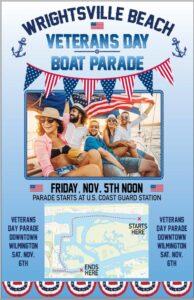 Boat Parade Map
